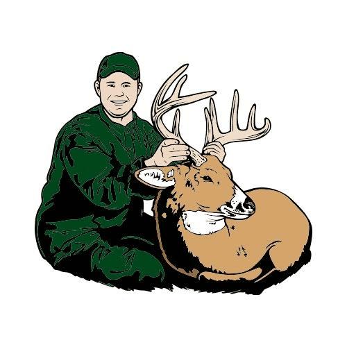 Deer Hunter clipart free