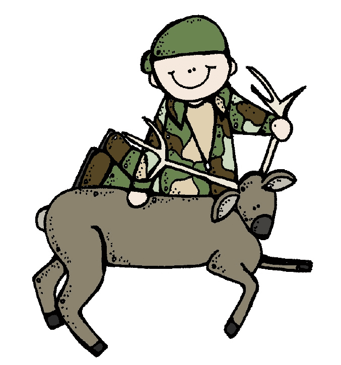 Deer Hunter clipart png