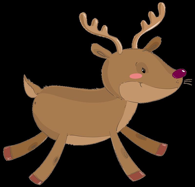 Deer clipart transparent picture