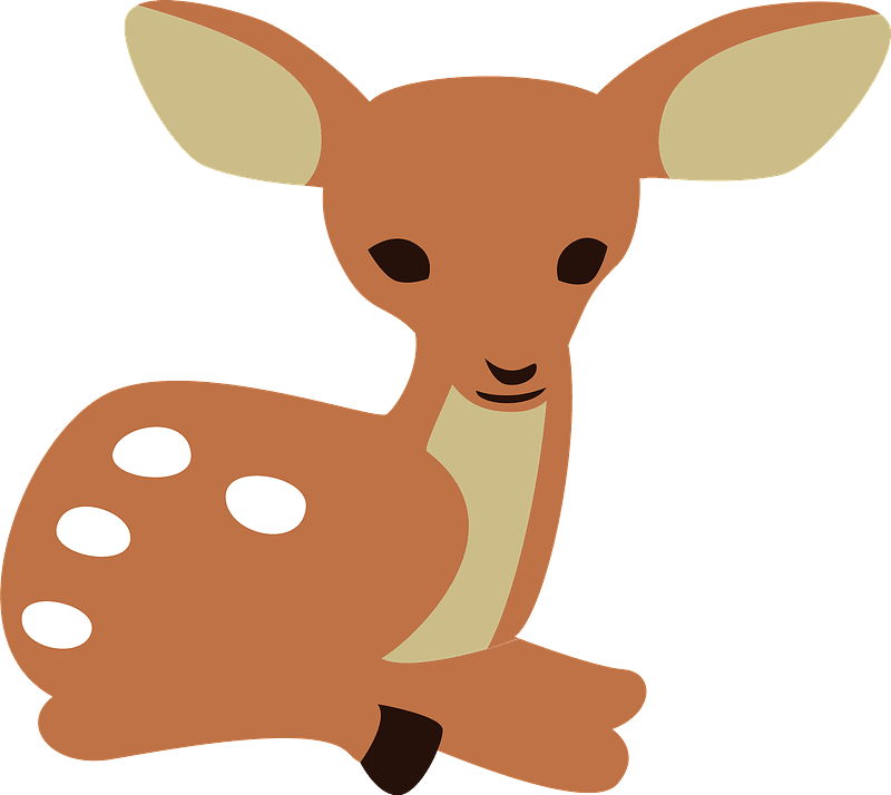 Deer clipart transparent png picture