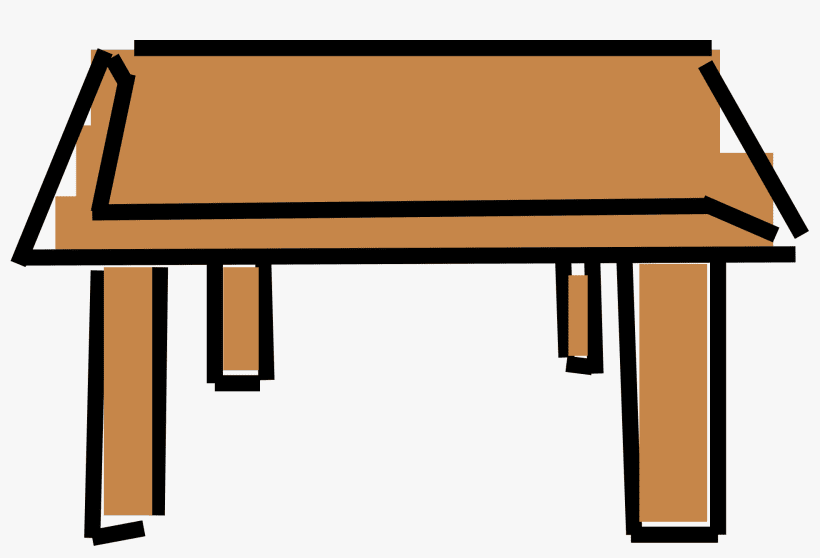 Desk clipart 2