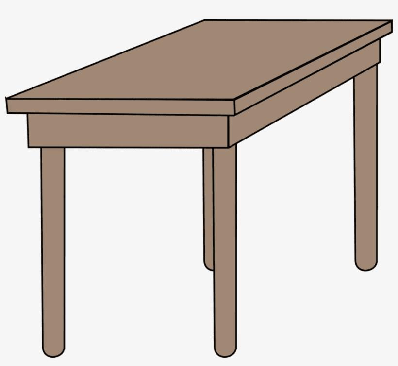 Desk clipart 4