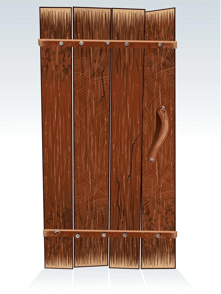 Door clipart 10