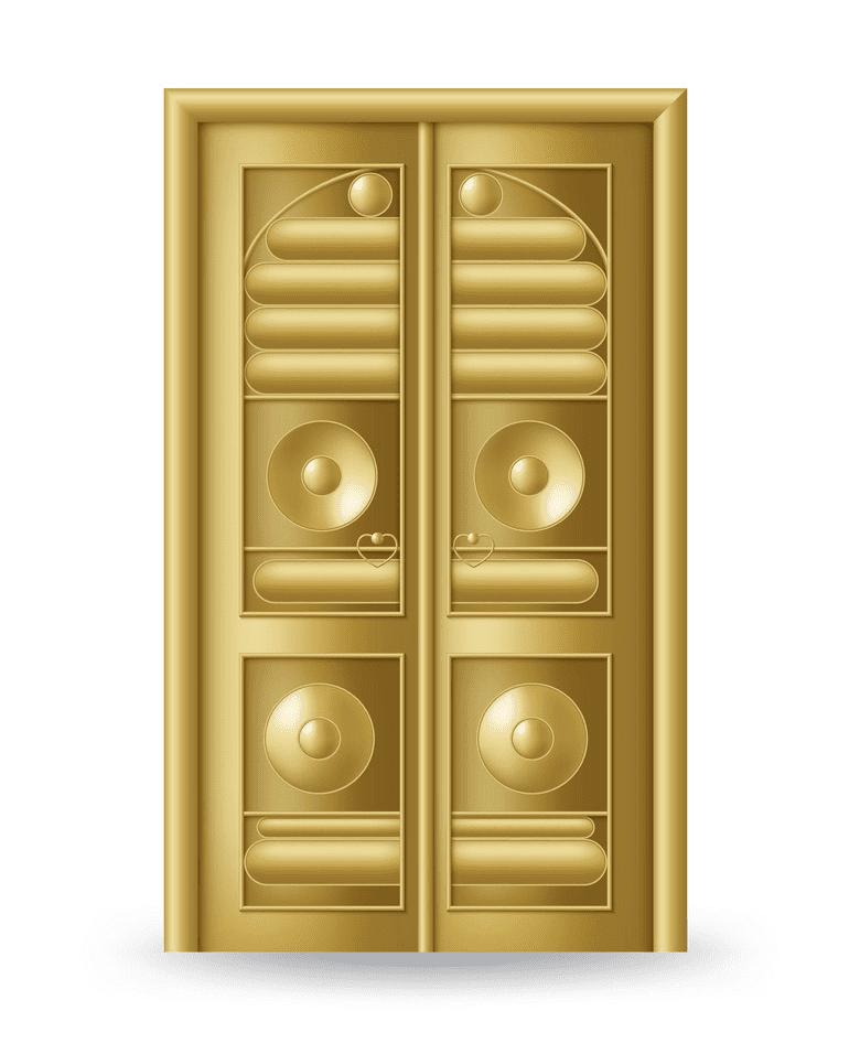 Door clipart 3