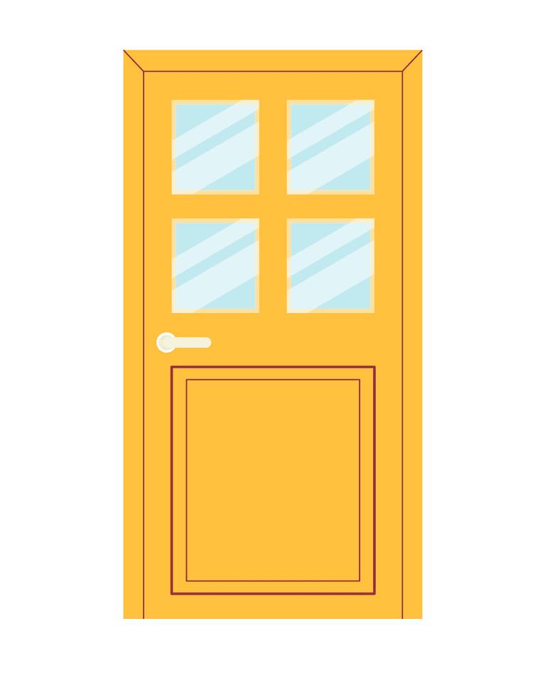 Door clipart 9