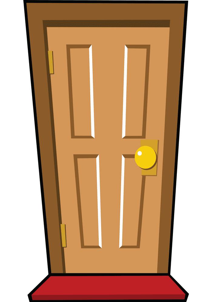 Door clipart for free