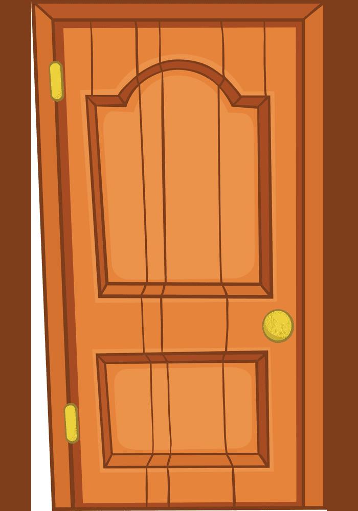 Door clipart free image