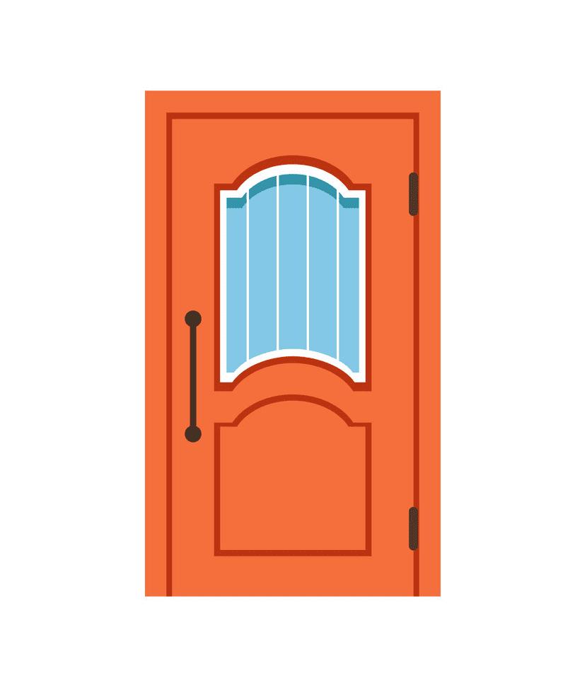 Door clipart free