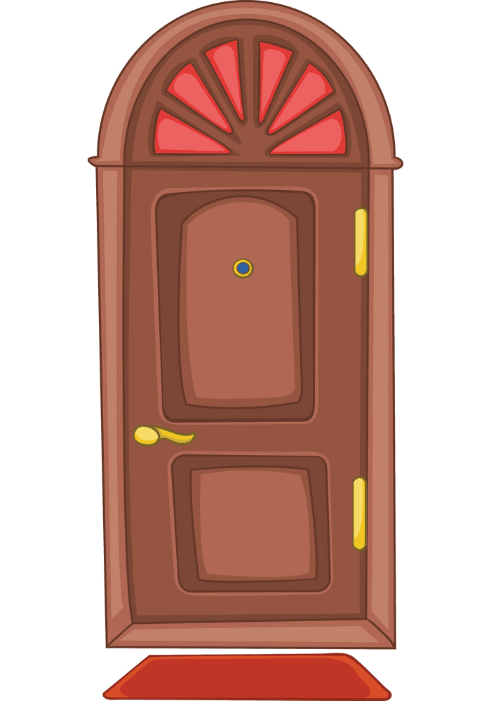 Door clipart image