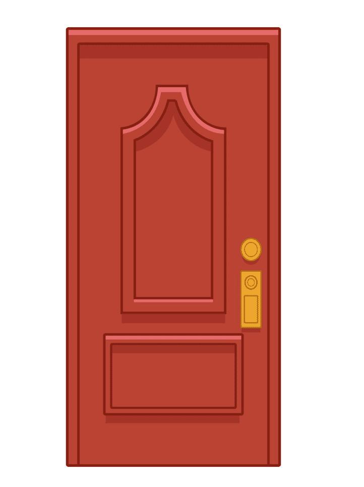 Door clipart png image