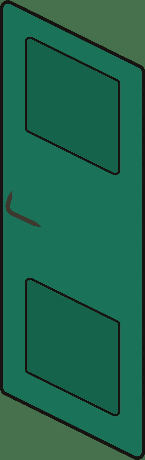 Door clipart transparent 10