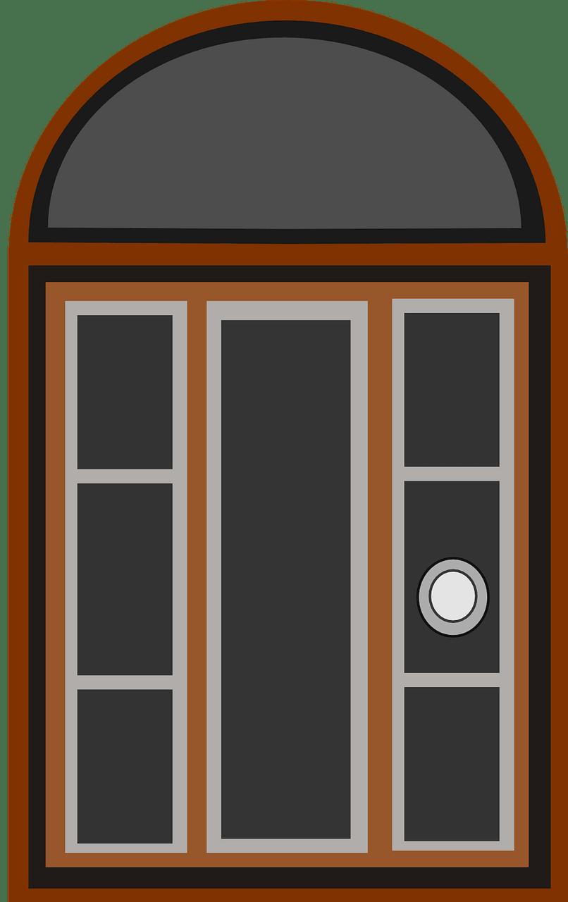 Door clipart transparent 6
