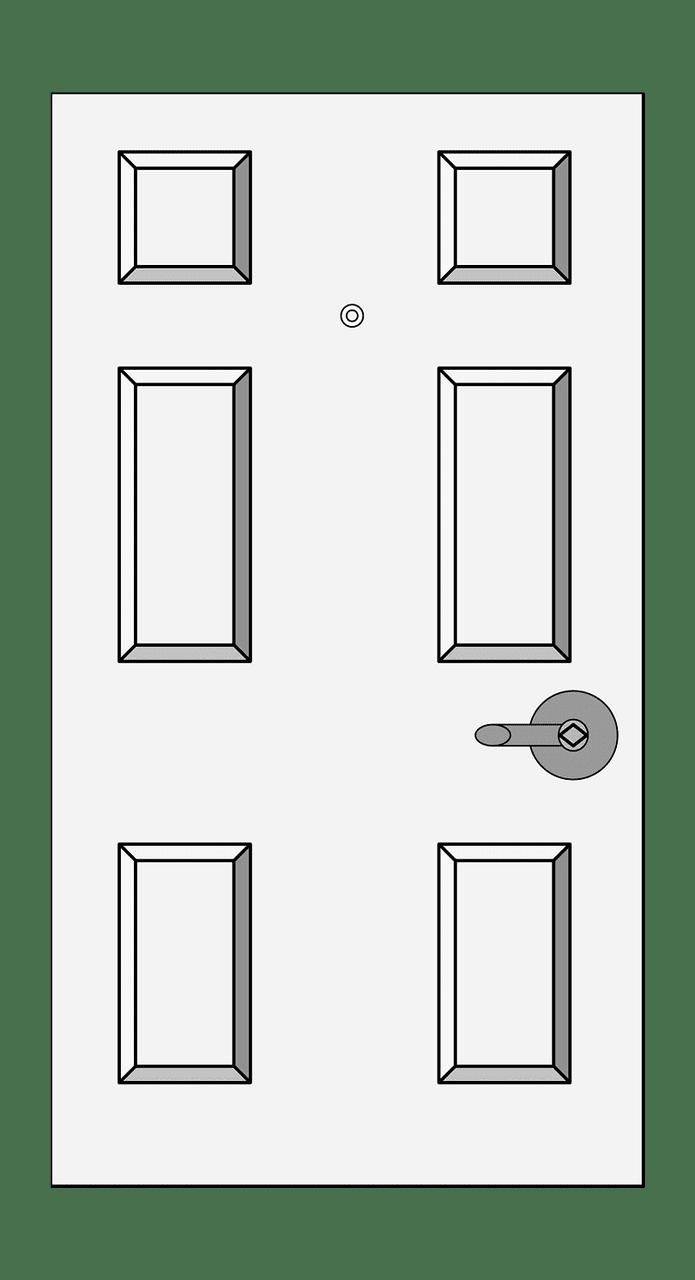 Door clipart transparent 9