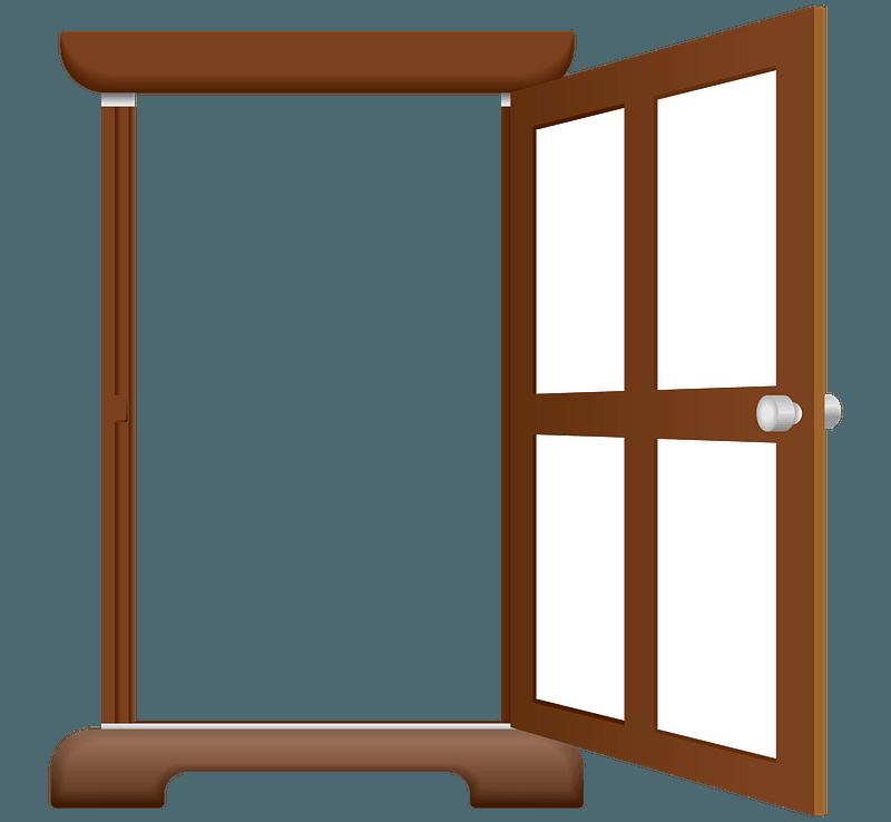 Door clipart transparent background 11