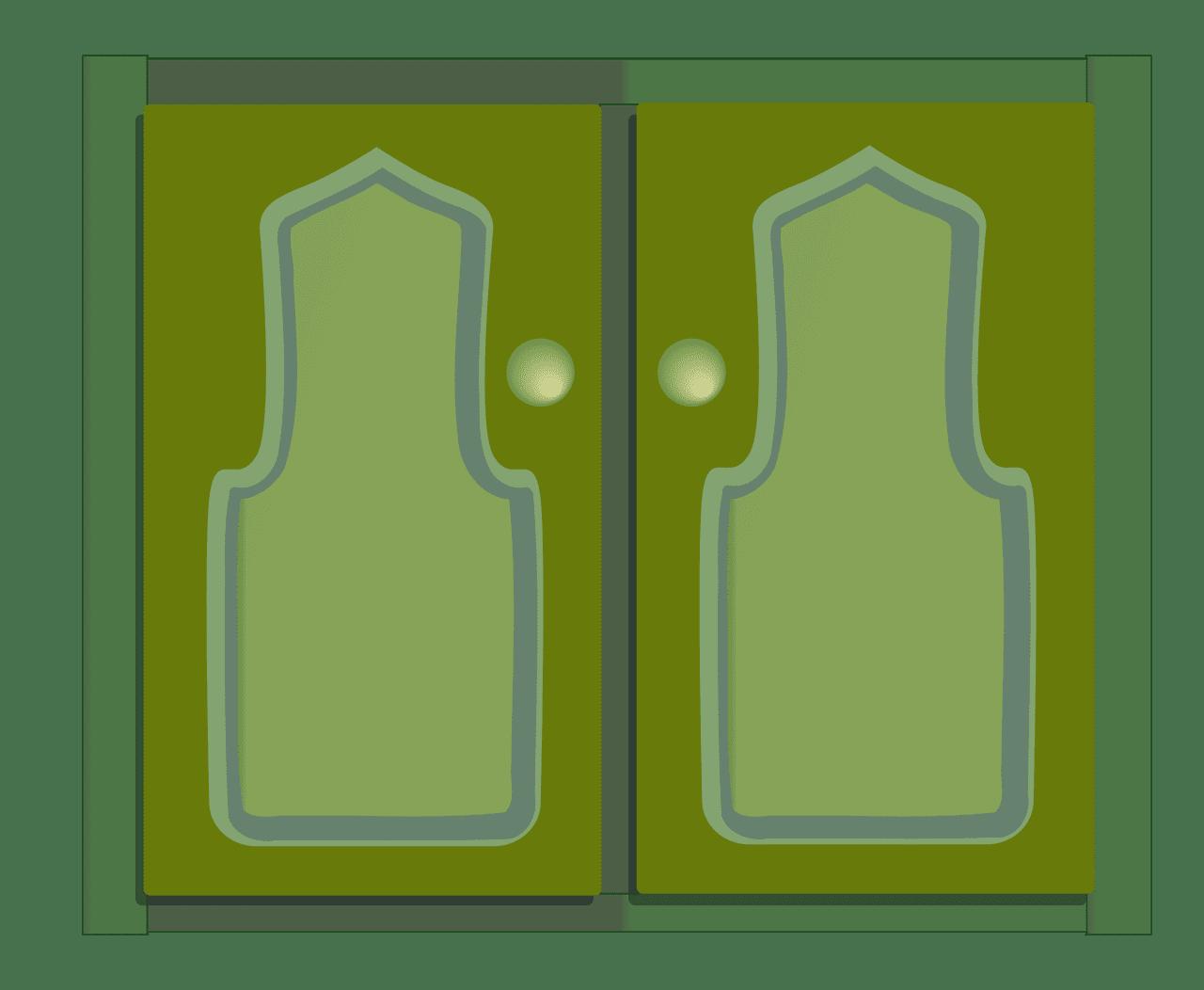 Door clipart transparent background 12
