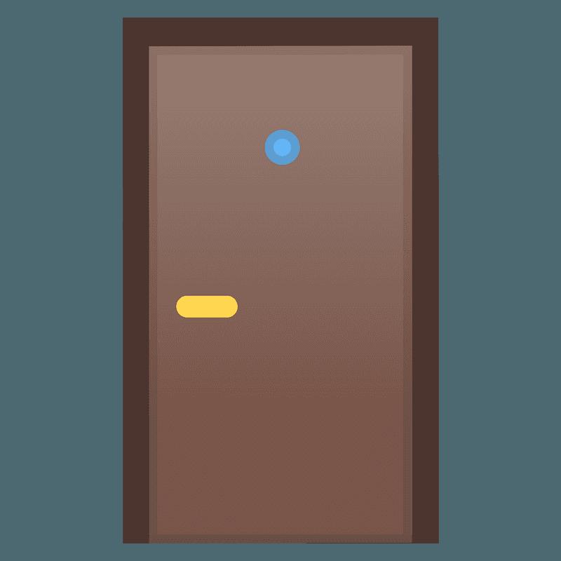 Door clipart transparent background 9