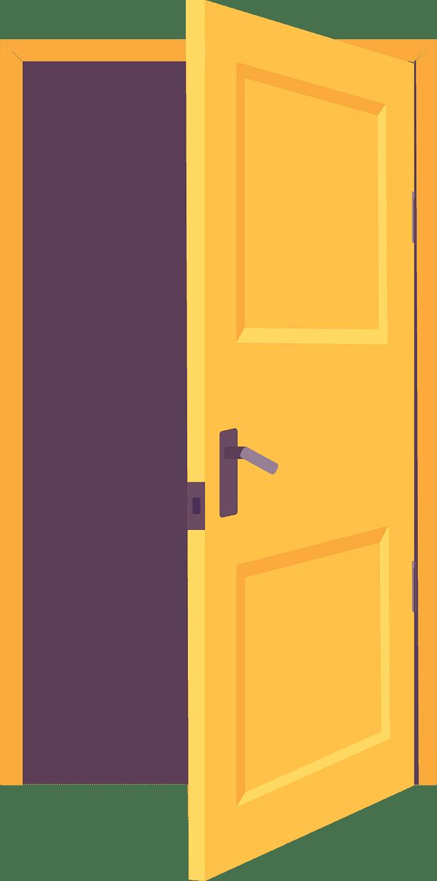 Door clipart transparent background