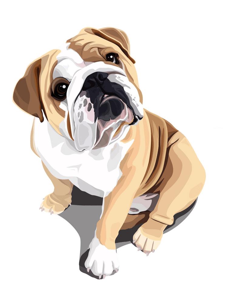 Download Bulldog clipart free