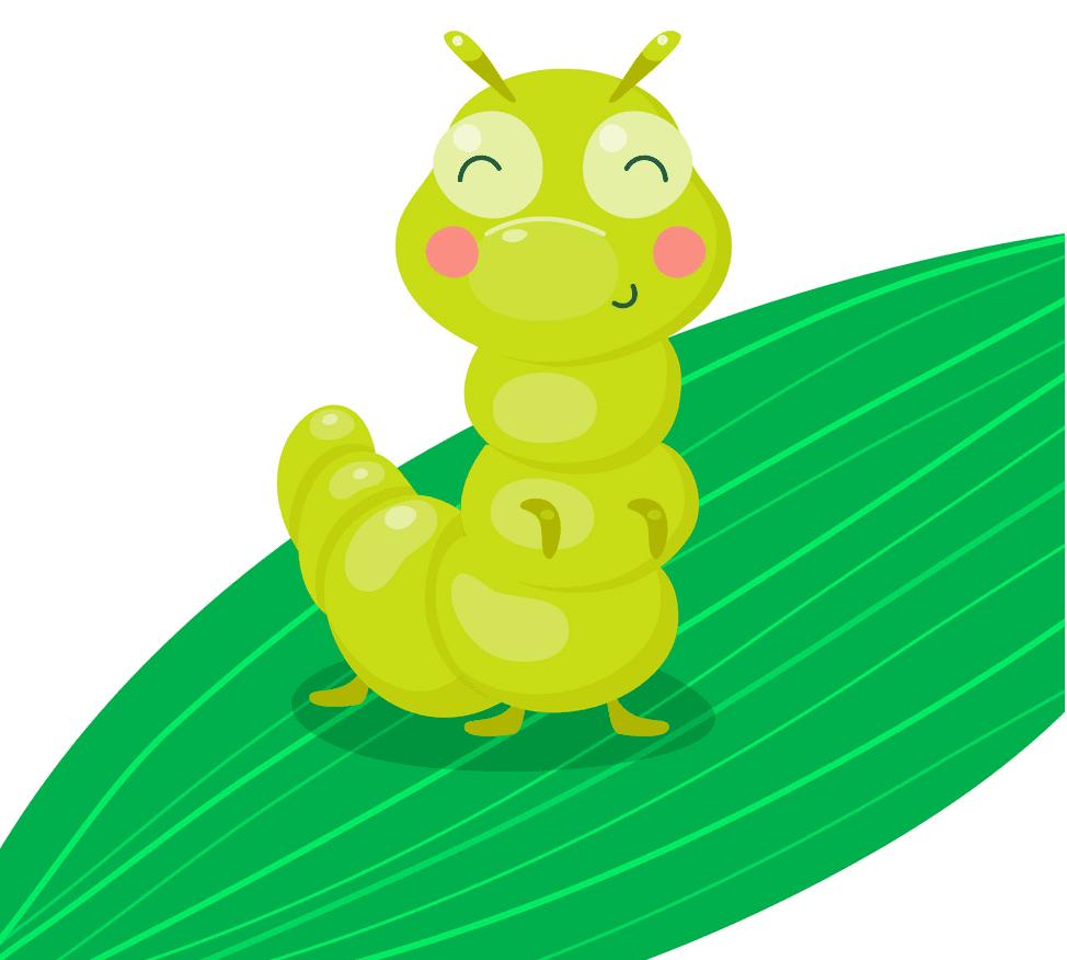 Download Caterpillar clipart png