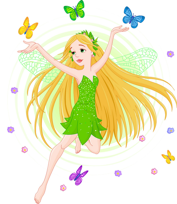Download Fairy clipart for free