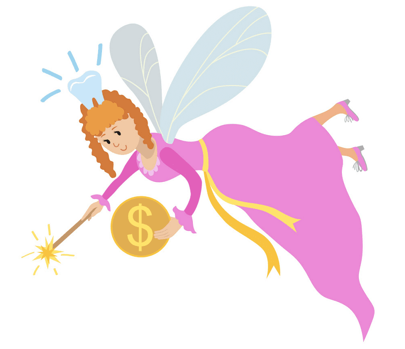 Download Tooth Fairy clipart free