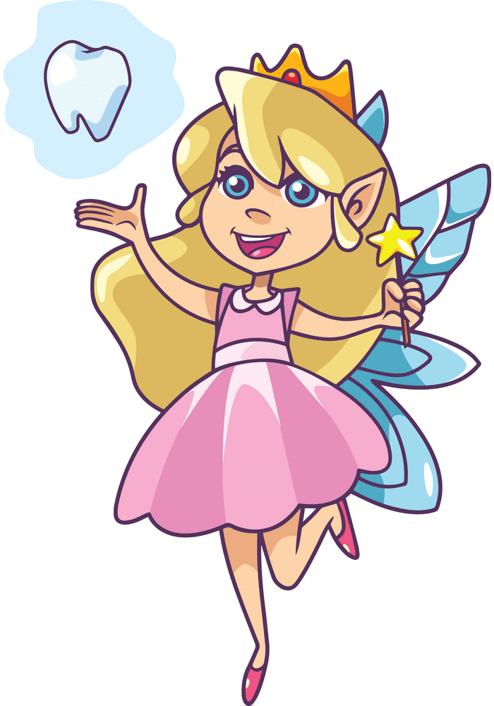 Download Tooth Fairy clipart png