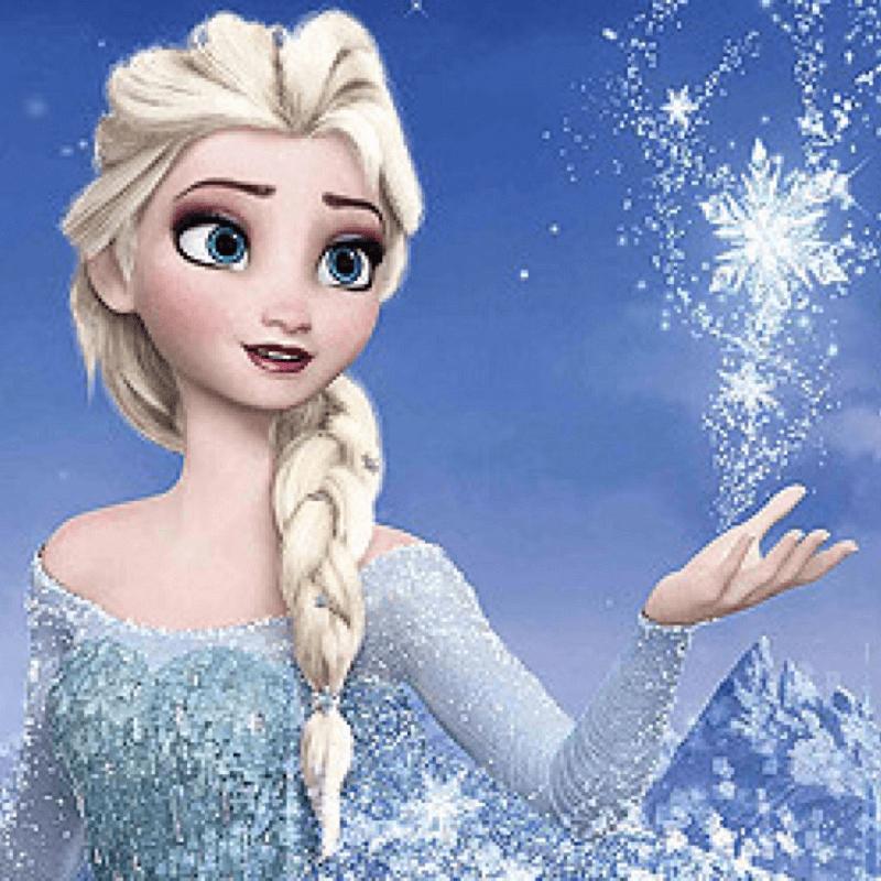 Elsa clipart 9