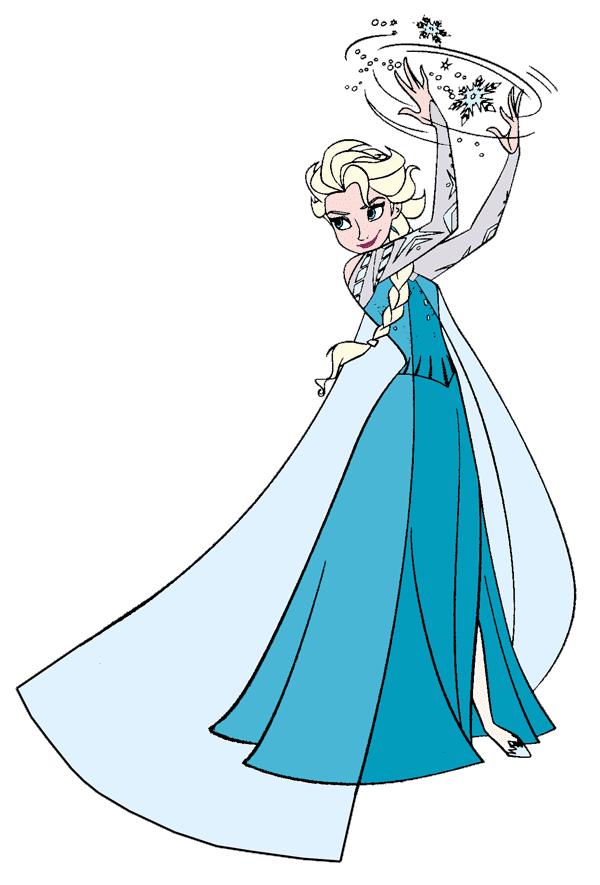 Elsa Clipart