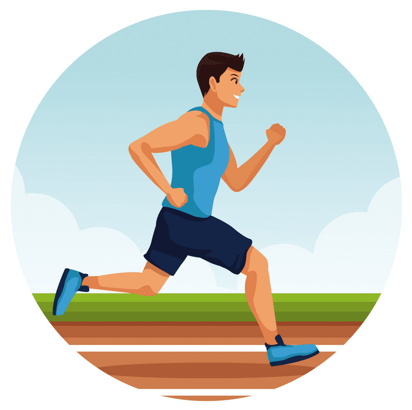 Exercise clipart 1