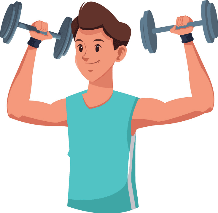 Exercise clipart 2