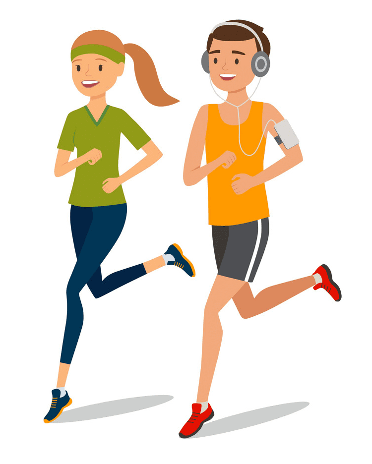 Exercise clipart 6