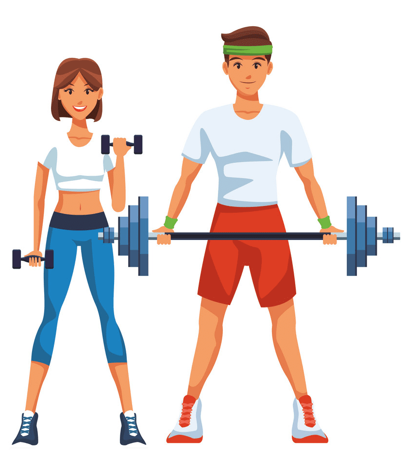 Exercise clipart 7