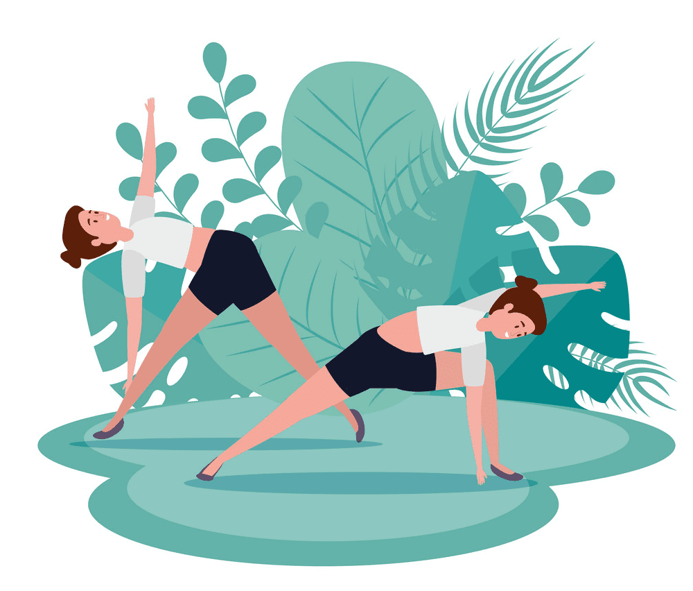 Exercise clipart download