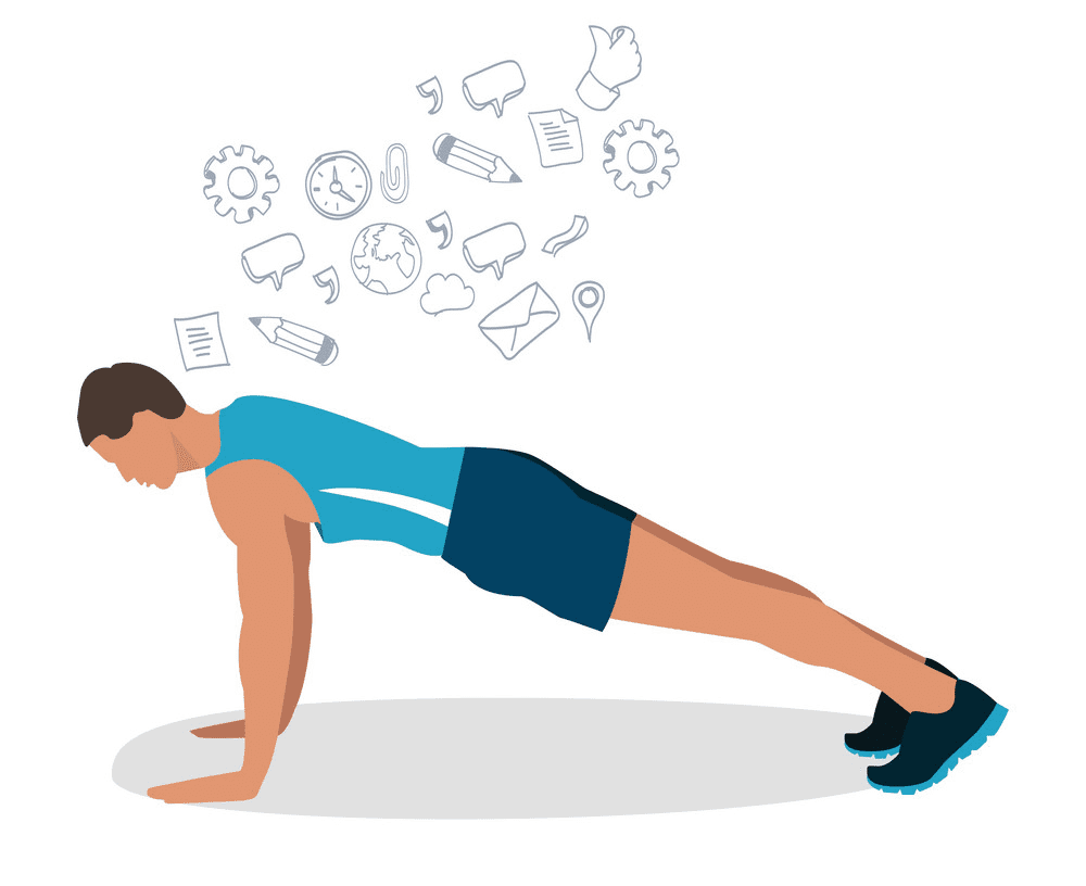 Exercise clipart image