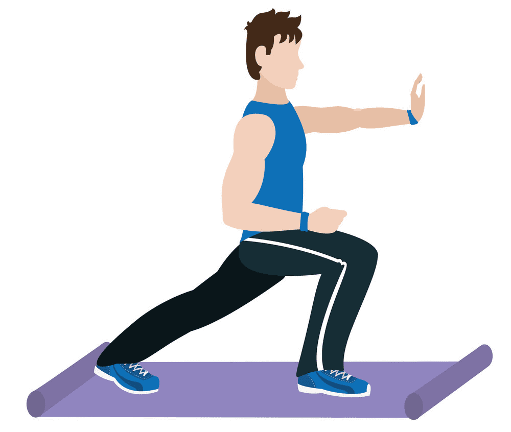 Exercise clipart images