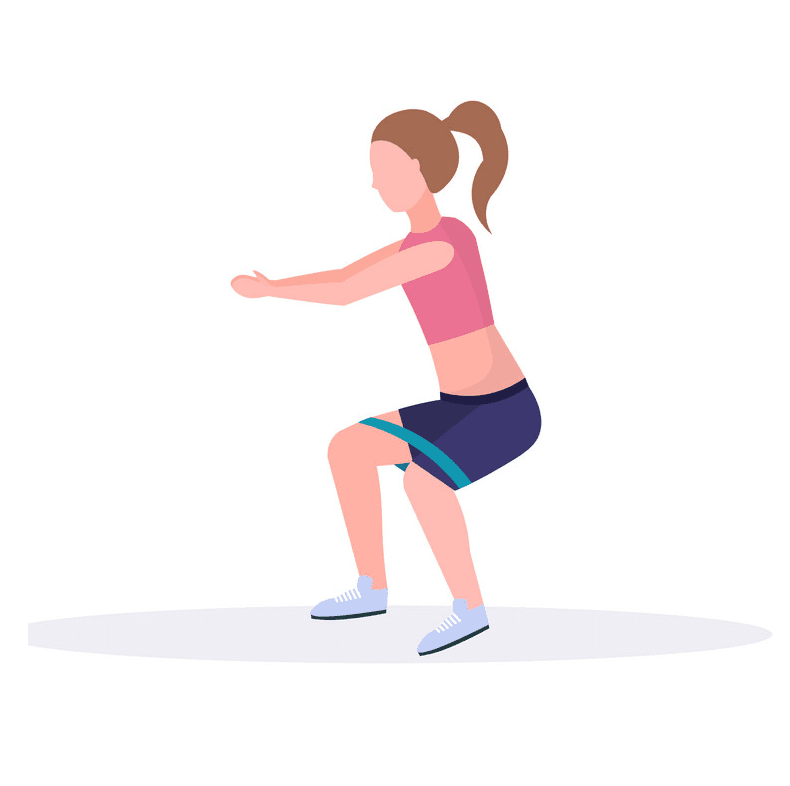 Exercise clipart picture