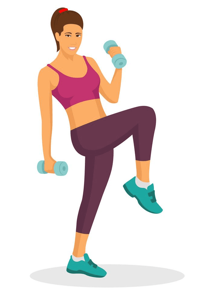 Exercise clipart png 2