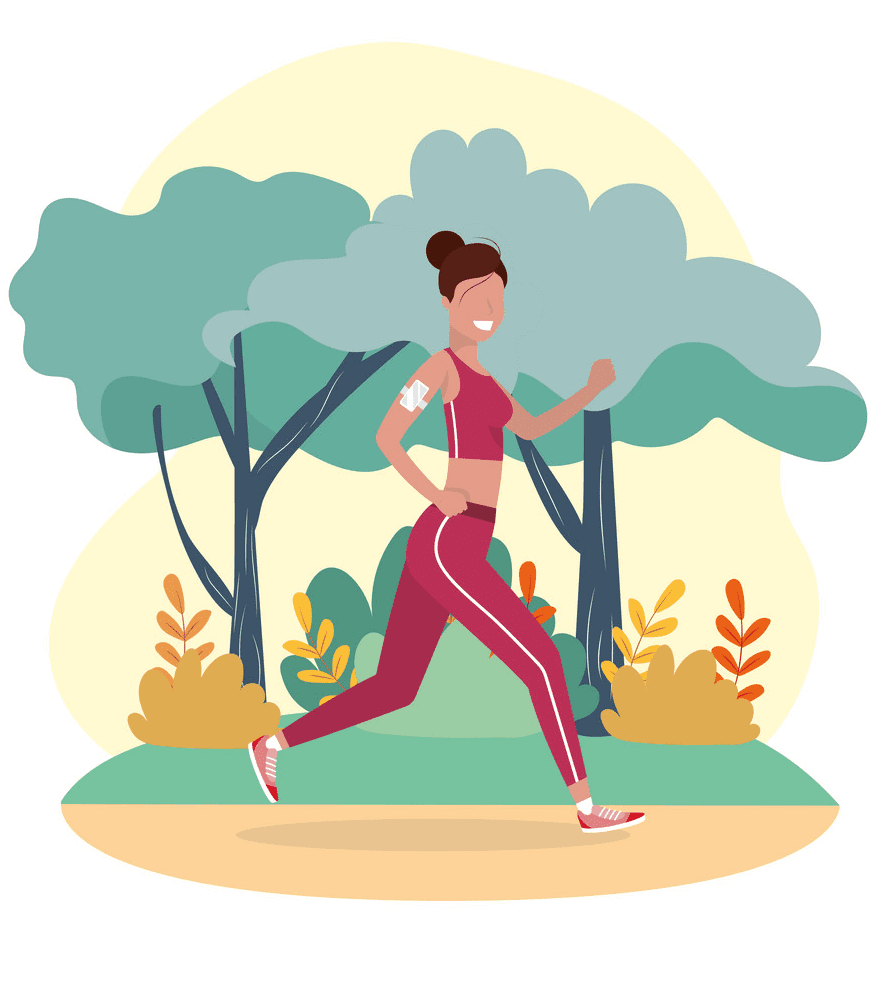 Exercise clipart png 4