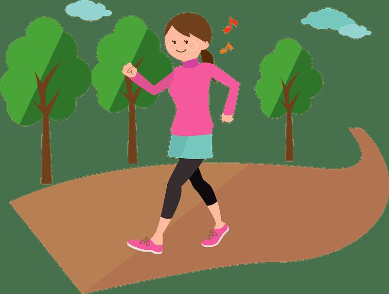 Exercise clipart transparent background 12