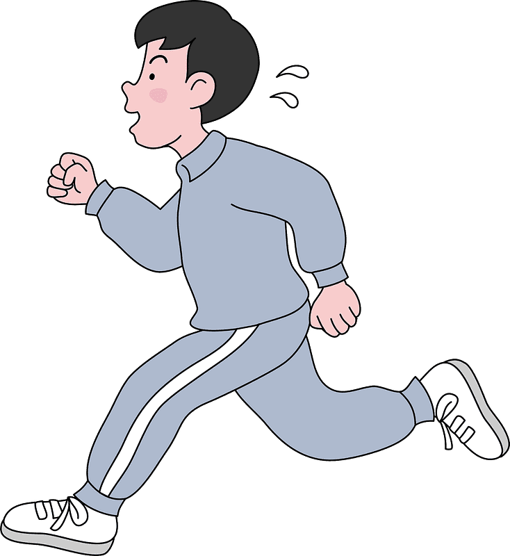 Exercise clipart transparent background 4