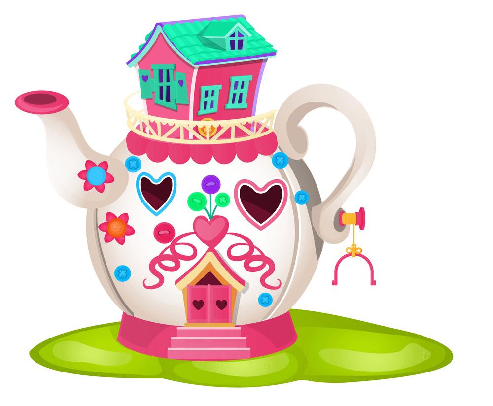 Fairy House clipart 1