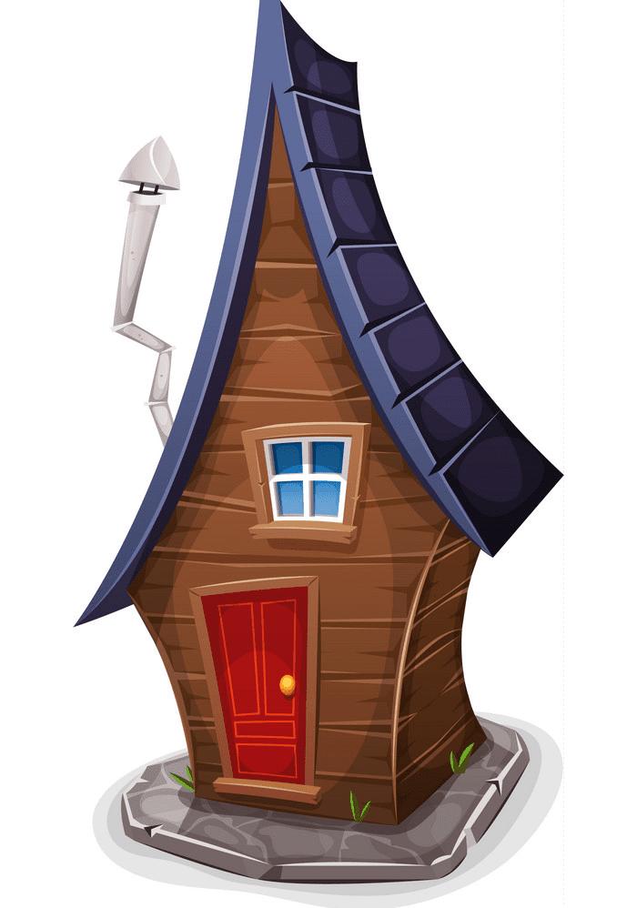 Fairy House clipart 14