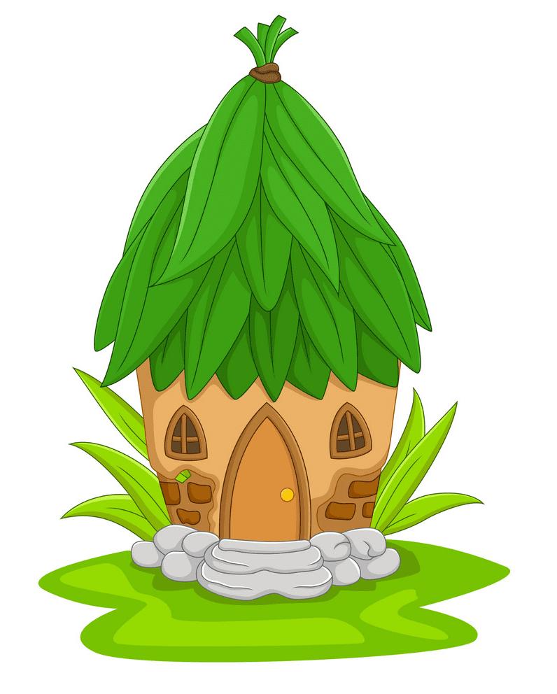 Fairy House clipart 3