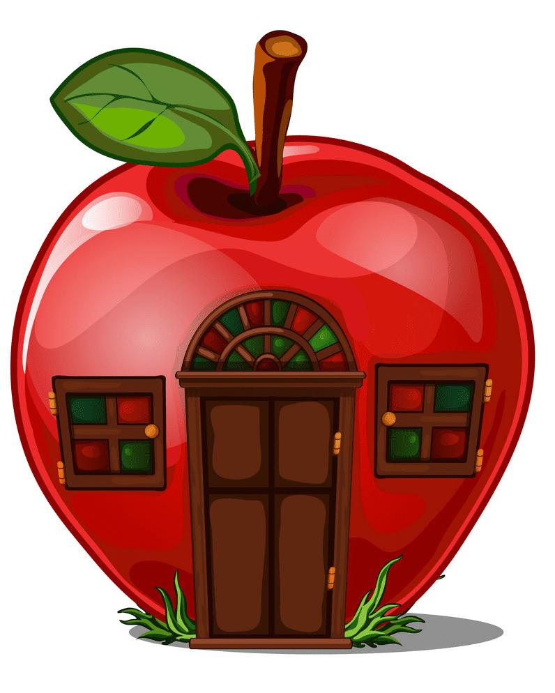 Fairy House clipart 7
