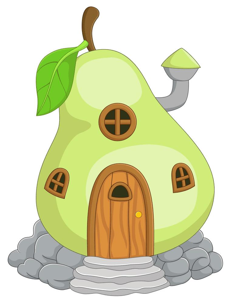 Fairy House clipart 8