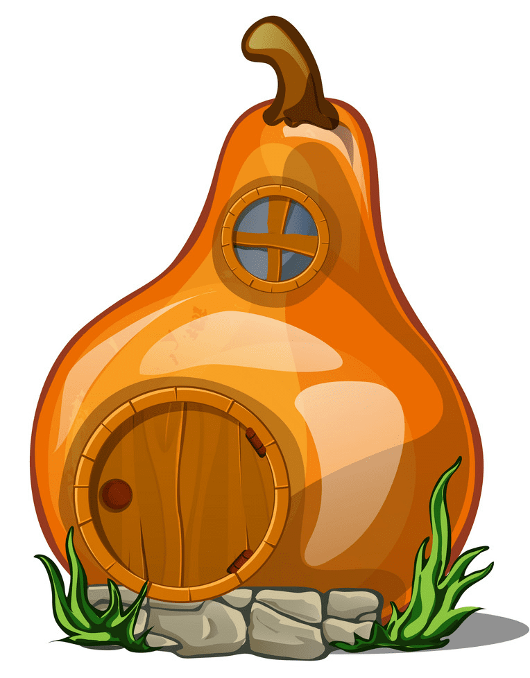 Fairy House clipart free images