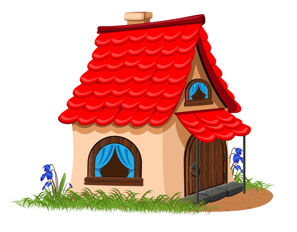 Fairy House clipart png image