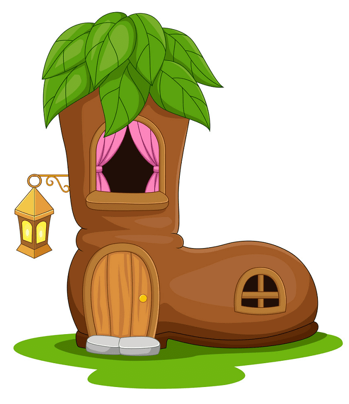 Fairy House clipart png