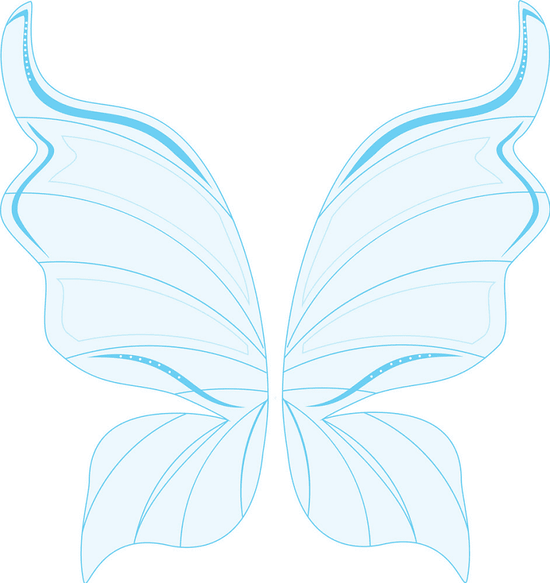 Fairy Wings clipart free image