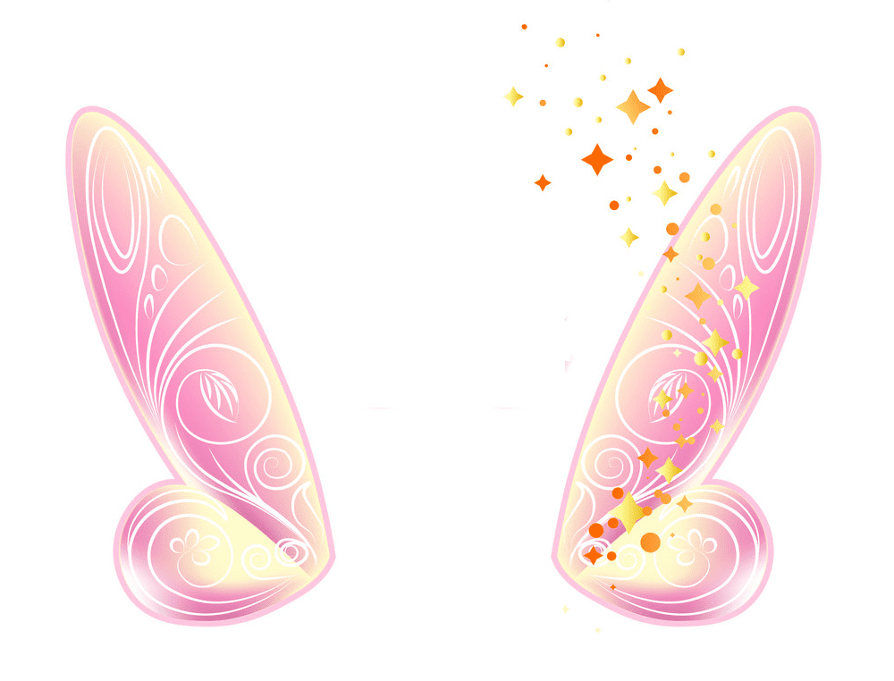 Fairy Wings clipart free images